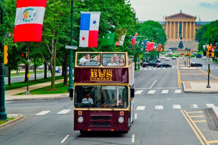 The Big Bus Company Tour