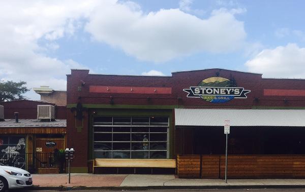 stony's